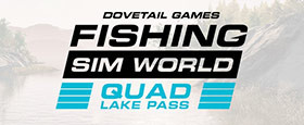 Fishing Sim World: Quad Lake Pass