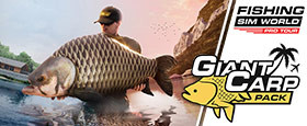 Fishing Sim World®: Pro Tour – Giant Carp Pack