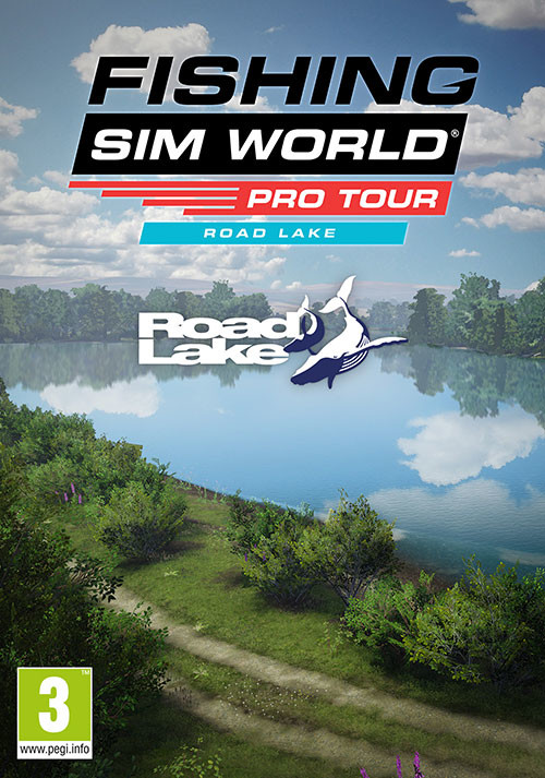 Fishing Sim World®: Pro Tour - Gigantica Road Lake - Cover / Packshot