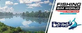 Fishing Sim World®: Pro Tour - Gigantica Road Lake