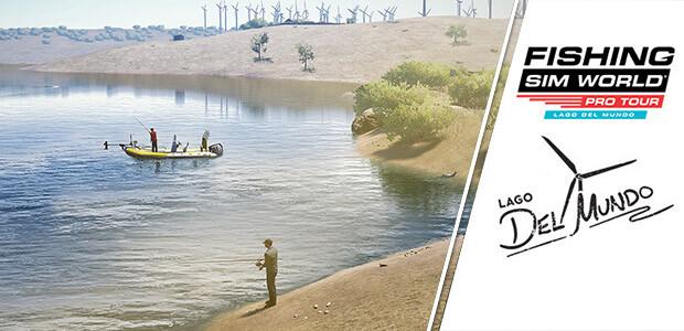 Fishing Sim World®: Pro Tour - Lago Del Mundo