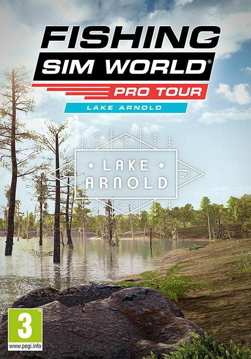 Fishing Sim World®: Pro Tour - Lake Arnold - Cover / Packshot