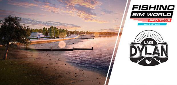 Fishing Sim World®: Pro Tour - Lake Dylan - Cover / Packshot