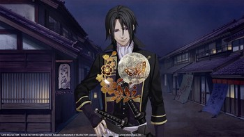 Screenshot6 - Hakuoki: Edo Blossoms