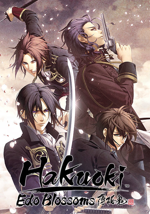 Hakuoki: Edo Blossoms - Cover