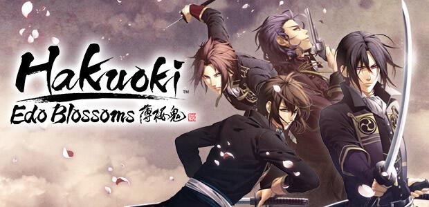 Hakuoki: Edo Blossoms - Cover / Packshot