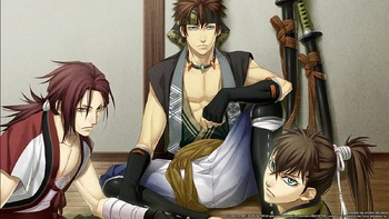 Screenshot4 - Hakuoki: Kyoto Winds Deluxe Pack