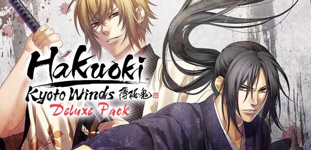 Hakuoki: Kyoto Winds Deluxe Pack - Cover / Packshot