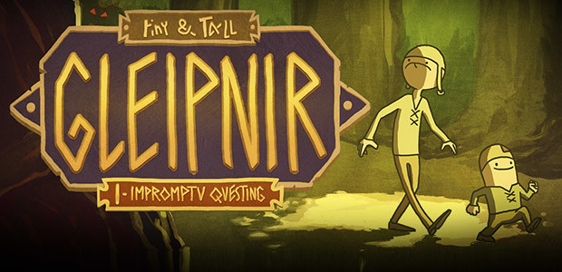 tiny & Tall: Gleipnir - Cover / Packshot