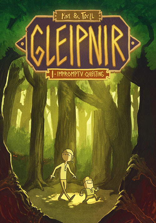 tiny & Tall: Gleipnir - Cover