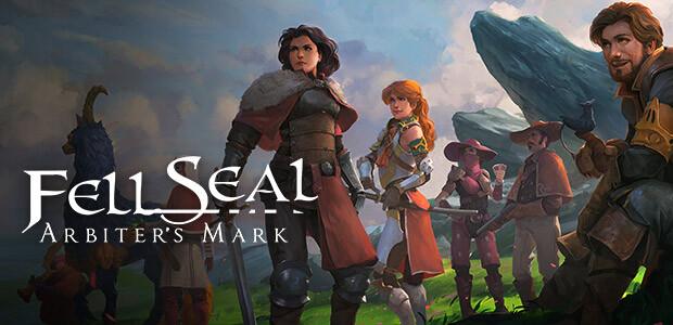 Fell Seal: Arbiter's Mark - Cover / Packshot