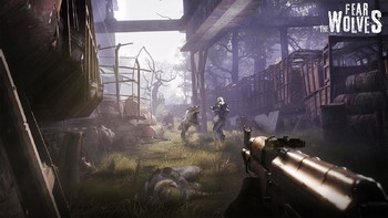 Screenshot1 - Fear The Wolves