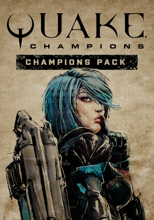Quake Champions - Champions Pack - Cover