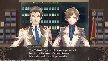 Screenshot10 - Dark Rose Valkyrie