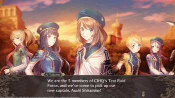 Screenshot3 - Dark Rose Valkyrie