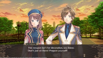 Screenshot8 - Dark Rose Valkyrie