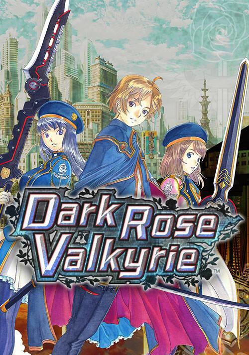 Dark Rose Valkyrie - Cover / Packshot