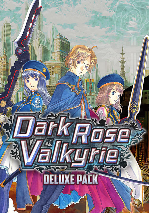 Dark Rose Valkyrie - Deluxe Pack - Cover / Packshot