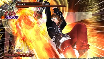 Screenshot5 - Fairy Fencer F
