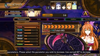 Screenshot10 - Fairy Fencer F