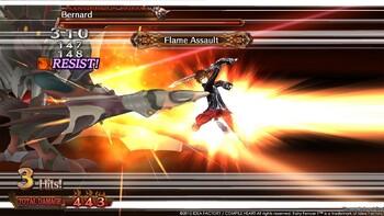 Screenshot1 - Fairy Fencer F