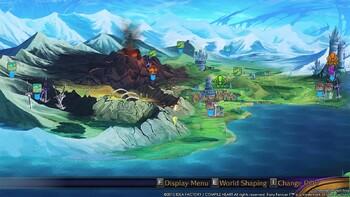 Screenshot2 - Fairy Fencer F