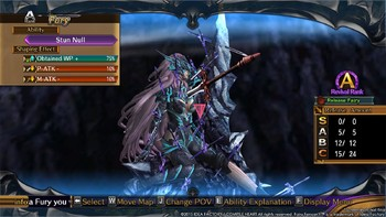 Screenshot3 - Fairy Fencer F
