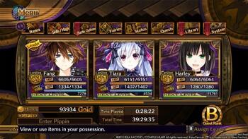 Screenshot8 - Fairy Fencer F