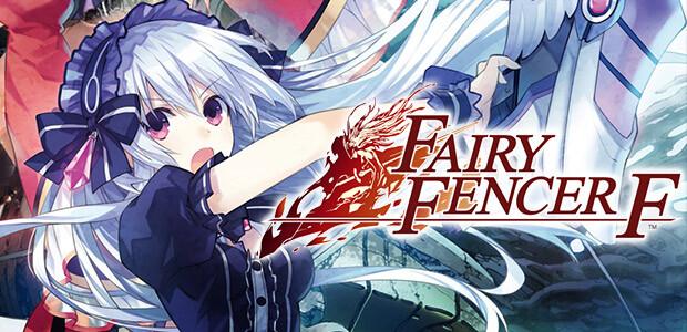 Fairy Fencer F - Cover / Packshot
