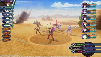 Screenshot3 - Fairy Fencer F Advent Dark Force