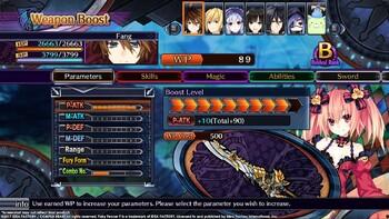 Screenshot5 - Fairy Fencer F Advent Dark Force
