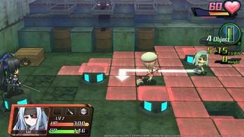 Screenshot3 - Hyperdevotion Noire: Goddess Black Heart (Neptunia)