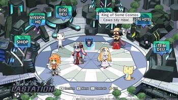 Screenshot4 - Hyperdevotion Noire: Goddess Black Heart (Neptunia)