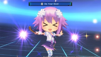 Screenshot9 - Hyperdevotion Noire: Goddess Black Heart (Neptunia)