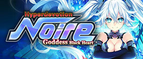Hyperdevotion Noire: Goddess Black Heart (Neptunia)