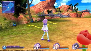 Screenshot8 - Hyperdimension Neptunia Re;Birth1 Deluxe Pack
