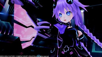 Screenshot9 - Hyperdimension Neptunia Re;Birth1 Deluxe Pack