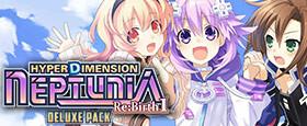 Hyperdimension Neptunia Re;Birth1 Deluxe Pack