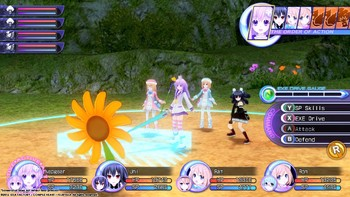 Screenshot1 - Hyperdimension Neptunia Re;Birth2: Sisters Generation