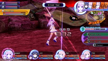 Screenshot5 - Hyperdimension Neptunia Re;Birth2: Sisters Generation