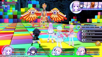 Screenshot6 - Hyperdimension Neptunia Re;Birth2: Sisters Generation