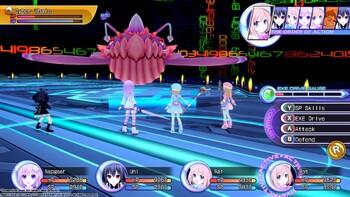 Screenshot3 - Hyperdimension Neptunia Re;Birth2: Sisters Generation