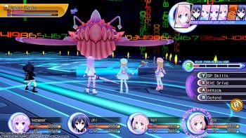 Screenshot3 - Hyperdimension Neptunia Re;Birth2 Deluxe Pack