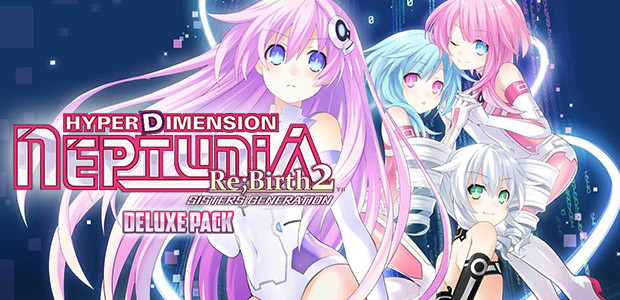 Hyperdimension Neptunia Re;Birth2 Deluxe Pack - Cover / Packshot