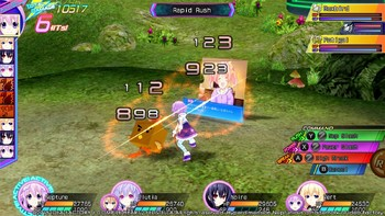 Screenshot5 - Hyperdimension Neptunia Re;Birth3 V Generation
