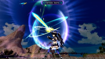 Screenshot4 - Hyperdimension Neptunia Re;Birth3 V Generation Deluxe Pack