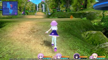 Screenshot2 - Hyperdimension Neptunia Re;Birth3 V Generation Deluxe Pack