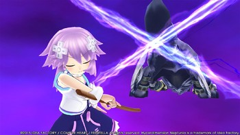 Screenshot3 - Hyperdimension Neptunia Re;Birth3 V Generation Deluxe Pack