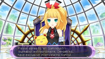 Screenshot4 - Hyperdimension Neptunia U: Action Unleashed