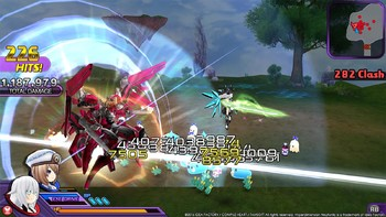 Screenshot5 - Hyperdimension Neptunia U: Action Unleashed